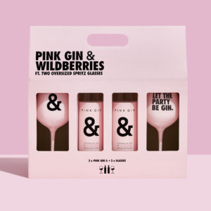 Pink Gin & Wildberries Gift Pack